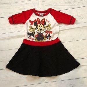 Disney Minnie Mouse 3T Dress